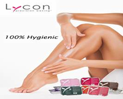 Lycon Waxing Products at A Class Beauty, Chesterfield