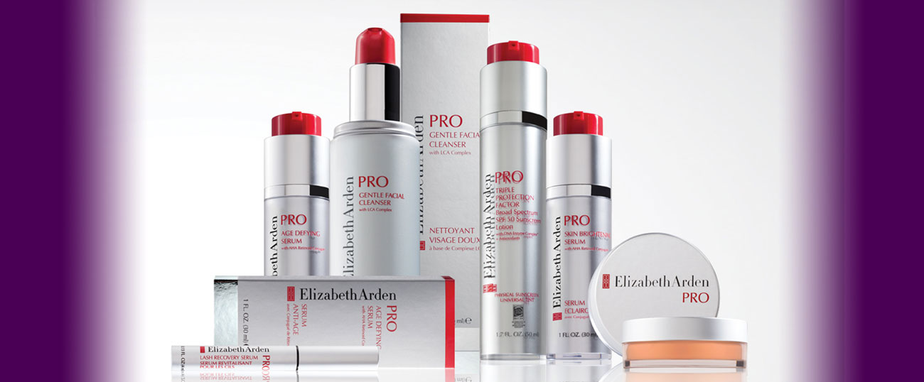 Skincare with Elizabeth Arden at A-Class Beauty, Walton, Chesterfield